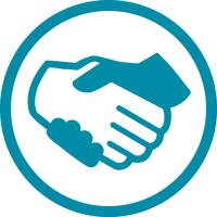 handshake sponsor