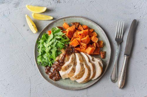 meal-salad-steak